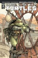 Teenage Mutant Ninja Turtles Macro-Series #2 Michelangelo